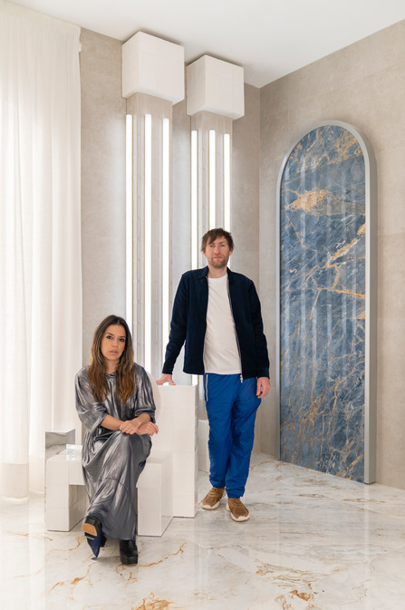 Masquespacio designs a 'Ceramic Dream' at Casa Decor