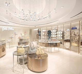 Folli Follie Concept Store by E23 Interior Designers, Central - Hong Kong