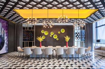 Hard Rock Hotel Shenzhen by CL3 Architects Limited