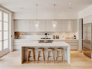 9 Ways to Upgrade, Repair, and Reconfigure Your Kitchen Cabinets by Laura Newcomer