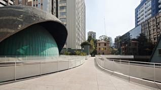 Kruchin Arquitetura signs a Planetary in São Paulo (Brazil)