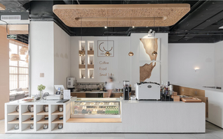 101 café by FAR OFFICE, China