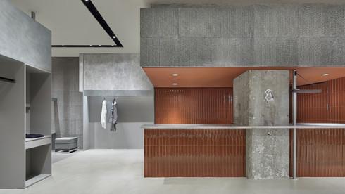 SAMO Store by So Studio