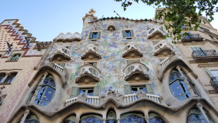 The World of Gaudi : 3 must-sees in Barcelona