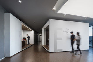 Space Design of Elephant-Parade Office by CUN Design
