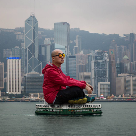 My surreal life in Hong Kong | Tommy Fung