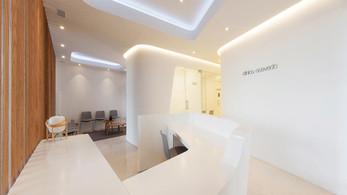 Acevedo dental office by YLAB Arquitectos