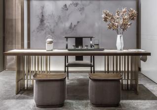China Resources Tao Yuan Li Marketing Center by Rongor Design