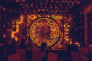 First Kinetic Steampunk Bar in the world opens in Romania