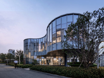 Beauty Cube by WSP ARCHITECTS
