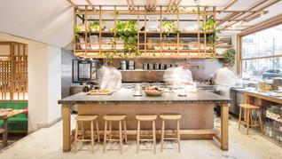 Cafè Andina Notting Hill by El Equipo Creativo