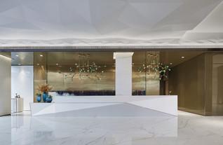 DoThink • Hangzhou 2022 Sales Center & Show Flats by DA Group
