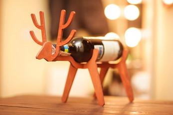 Animal Wine Stands
