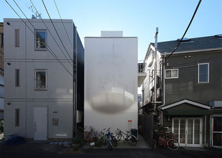 Intimate Home in Tokyo