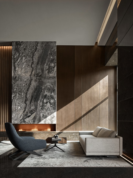 THE STARRY CENTER · CASA by GFD