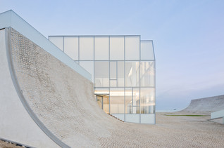 A Curved Museum Dedicated To The Ocean