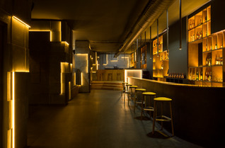 Jagger Club by Nihil Estudio, Spain