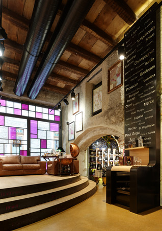 Drink Shop by Monovolume Architecture + Design