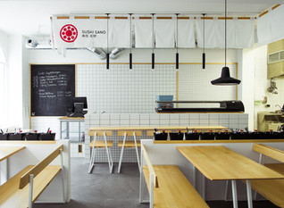 Sushi Sano by Fromme & Blum, Munich - Germany
