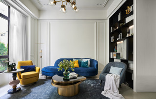 A la Blanc Residential Project by Ris Interior Design