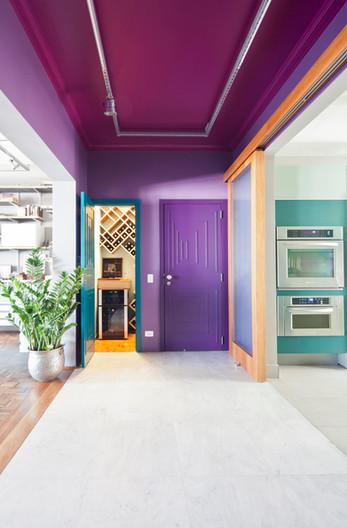 RO Apartment by SuperLimão Studio, Rio De Janeiro - Brazil