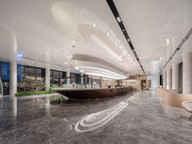 InterContinental Chongqing Raffles City by CL3 Architects Limited