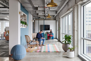 Cushing Terrell ATX Office, Austin, Texas, by Cushing Terrell