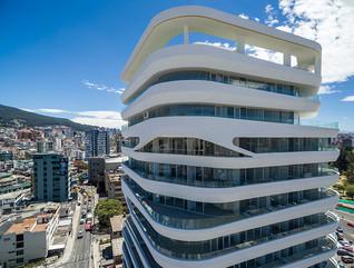 GAIA Building by L+A Arquitectos - Quito, Ecuador