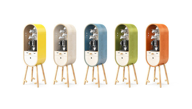 LoLo micro kitchen by lllooch store Gigantic Forehead The