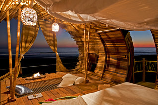 Treehouse Suite at Playa Viva Sustainable Boutique Hotel by Deture Culsign, Architecture + Interiors