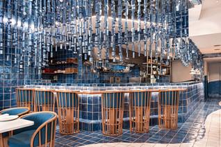 Masquespacio design restaurant La Sastrería in Valencia