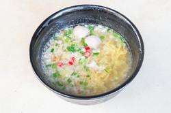 Singapore's Favourite Mince Meat Noodle.