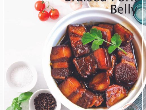 Easy Braised Pork Belly