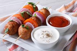 Meatball Kebap