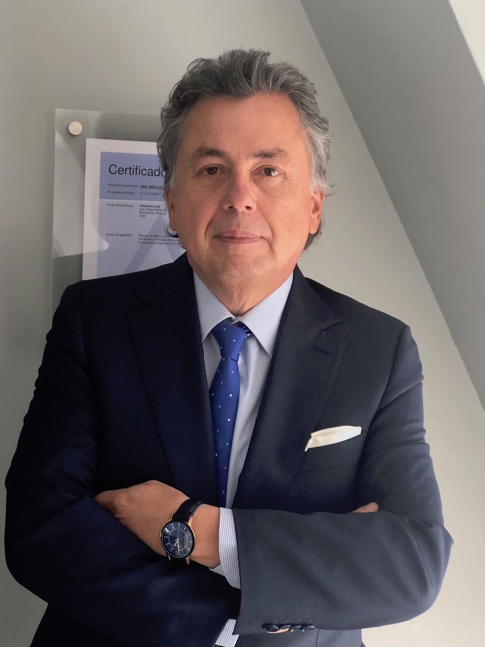 Miembro del Comité de Ciberseguridad de ACTI CEO de Pallavicini Consultores.