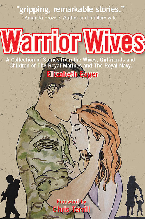 Book aimed at supporting military families.