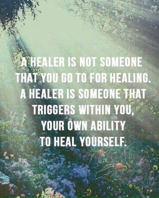 Who Helps the Healer?
