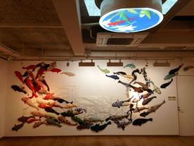 Exhibition in Gallery Karahashi
