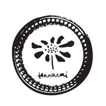 Hanaemi Logo White