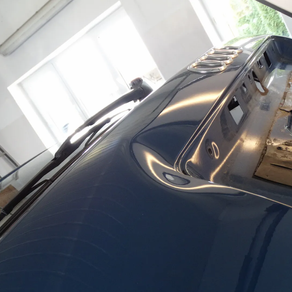 AUDI A3 - Tylna klapa