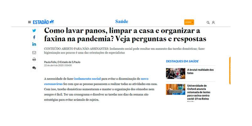 Estado de S. Paulo