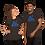 Thumbnail: Blue Exodus T-Shirt