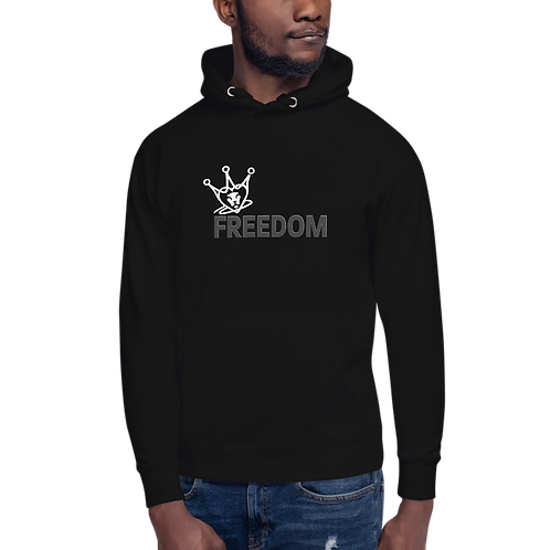 Authentic Freedom Stay Live Hoodie