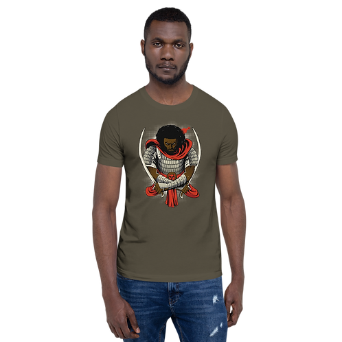 King David T-Shirt - Army Green