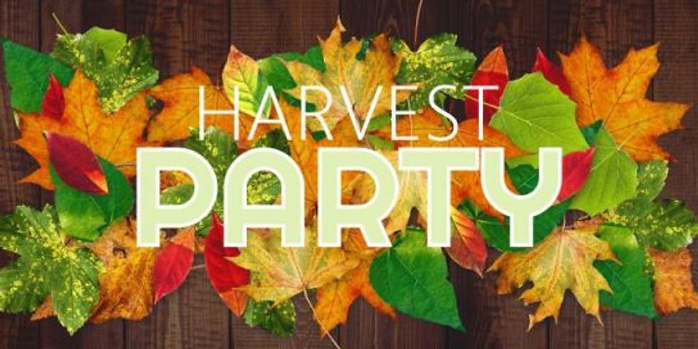 Teen Harvest Party