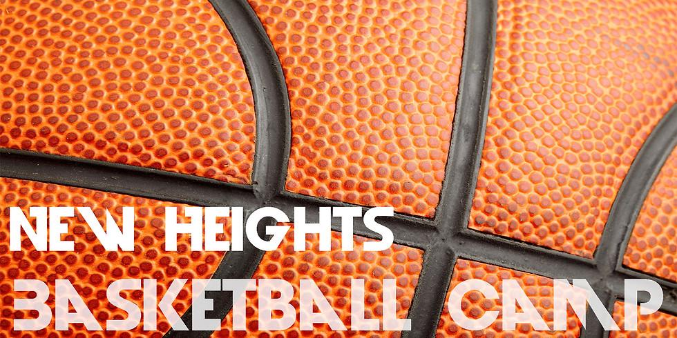 2019 New Heights Basketball Camp