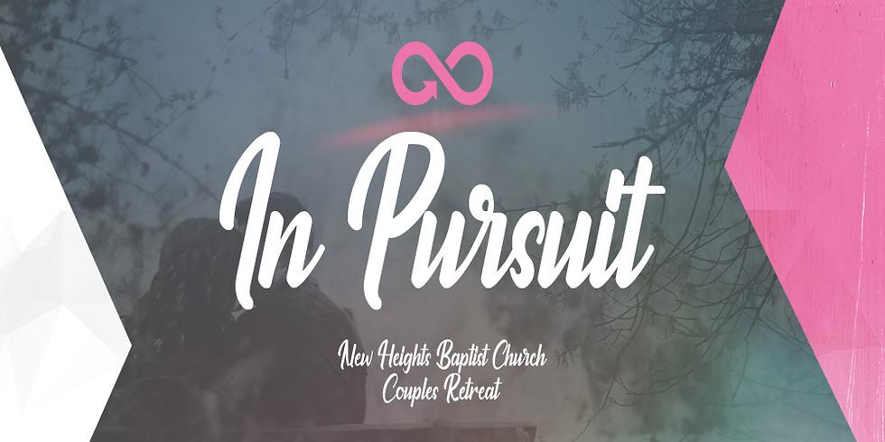 In Pursuit Couples Retreat