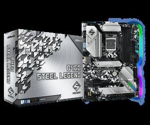 B460 Steel Legend