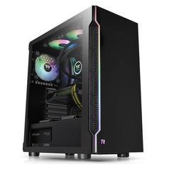 TT H200 TG BLACK RGB