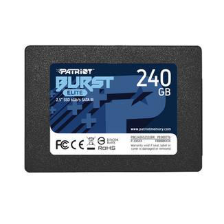 BURST ELITE 240GB SATA III SSD